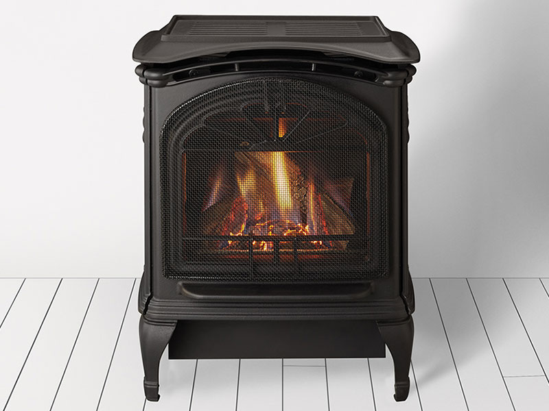 Tiara Petit gas stove by Heat & Glo