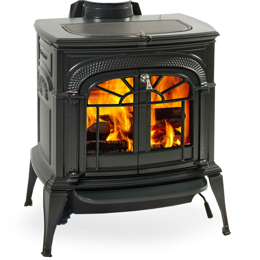 Vermont Castings Intrepid wood stove