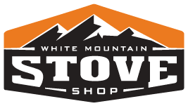 White Mountain Stove Shop Logo